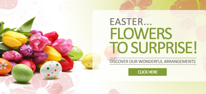 view all Easter Flowers
